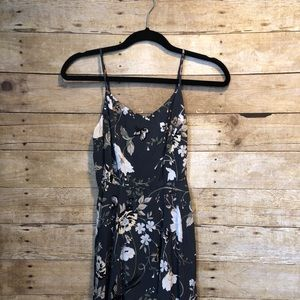 Women's old navy spaghetti strap summer dress